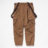 Down Cloth Uniform PT/Brown[MW-PT19207]
