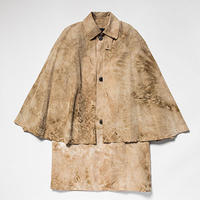 "Dyed Camo ""Tombi"" Coat/L4/Sand[MW-JKT19208]"