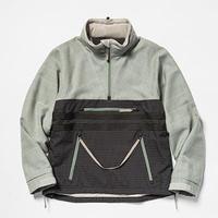 Tech Wool Packable Smock/L3/Pale Green[MW-JKT19202]