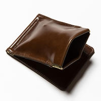 Cordovan Money Clip / [MW-AC19222M] / COFFEE