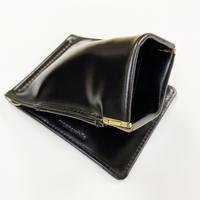 Cordovan Money Clip / [MW-AC19222M] / CHOCO