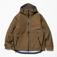 3 Layer Ventile Shell Jacket/KHAKI [MW-JKT18205]