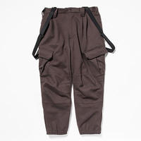 Down Cloth Uniform PT/Charcoal[MW-PT19207]