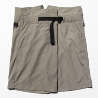 Nylon Wrap Board Shorts (Grey) / [MW-PT20105]