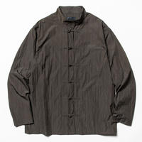 Nylon Mao-Collar SH (Charcoal) / [MW-SH20104]