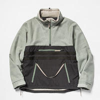 Tech Wool Packable Smock/L3/Pale Green[MW-JKT19202]