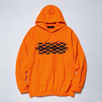 Hidden Print Parka×Ray Masaki/S.ORANGE  [MW-CT19103]