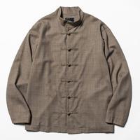 Wool Mao-Collar SH (Brown) / [MW-SH20101]