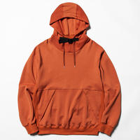 Heavy Pile Function Hoodie (Orange) / [MW-CT20101]