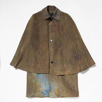 "Dyed Camo ""Tombi"" Coat/L4/Khaki[MW-JKT19208]"