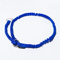 Bungee Leash Belt/BLUE [MW-AC19114]