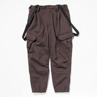 Down Cloth Uniform PT/Charcoal[MW-PT19207]