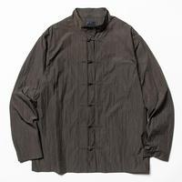 Nylon Mao-Collar SH (Charcoal) / [MW-SH20104]