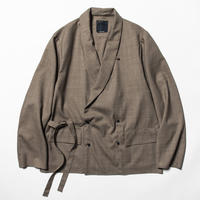 """Working Outfit """"SAMUE"""" (Brown) / [MW-JKT20101]"""