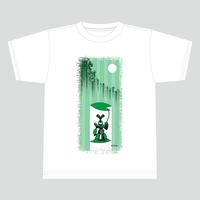 【数量限定再販:3月発送】メダロットTシャツ_メタビー02_ホワイト-MDST009-