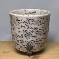 DinDeim Studio 3寸 三ッ足鉢 (MH00099)
