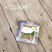 【NEW】ホーリーバジルティ     5g入・バラ × 12個セット