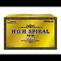 H.G.H SPIRAL X2(15g×31袋)【奇跡の若返り HGH X1 BLACK LABEL  後継】