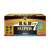 【奇跡の若返り 美容サプリ】H.G.H SUPER 7(1箱)12g×31袋入 白寿