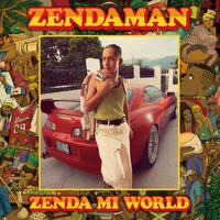 "ZENDAMAN ""ZENDA MI WORLD"" リリース記念初回限定CD <アルバムCD/ステッカー1種>"