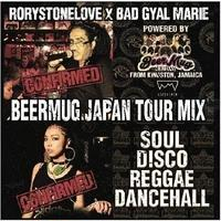 Beer Mug Japan Tour CD -Rory Stone Love ×Bad Gyal Marie-