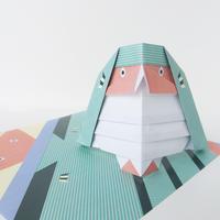 ORIGAMI-AMABIE 無料ダウンロード(注文不要。説明文にURL記載)