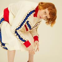 Bijou jumper white
