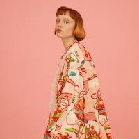 Children kimono dress