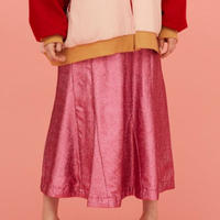 Kirakira skirt pink