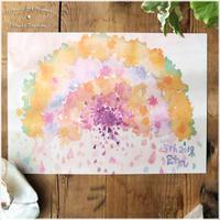 お花の虹~5thAnniversary~ポスター