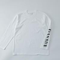 DASADA ロンT【ブラック/ホワイト】(D-006)