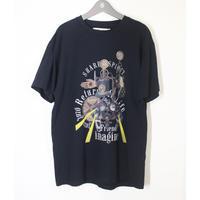 Share Spirit・シェアースピリット・KS2103-3・ビックTシャツ・Black・ジョンレノン