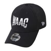 【WAAC】NEW ERA コラボ 9FORTY キャップ ブラック/072304801