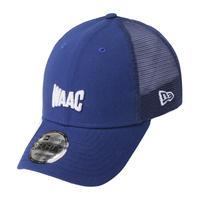 【WAAC】NEW ERA コラボ  9FORTY メッシュキャップ ブルー/072304800