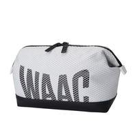 【WAAC】UNISEX メッシュポーチ ホワイト/072302863