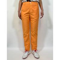 【ZOY】WOMENS ハニーヴィンテージロングパンツ オレンジ/071612402