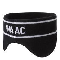 【WAAC】ニットイヤーウォーマー ブラック/072304843