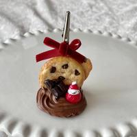 チョコチップクッキー|メモスタンド