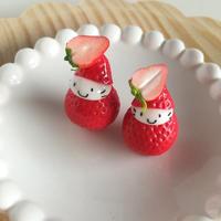 いちごの苺ぼうやマスコット