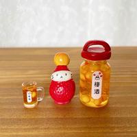 完熟梅の苺ぼうやぼうやと梅酒ジョッキ&梅酒瓶|マスコット