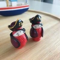 海賊の苺ぼうやマスコット
