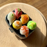 ウキウキ手毬寿司|お薬ケース