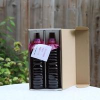 自家製紫蘇ジュース 2本 箱入り