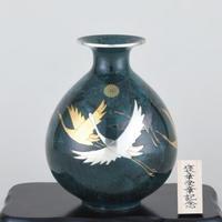 福寿型 (鶴彫金)