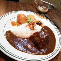 大阪天六 食堂N.A.欧風ビーフカレー
