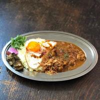 ハルワ食堂:チキンマサラカレー
