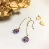 hydrangea pierce [purple]