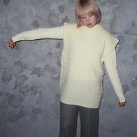 rus -TAIYO- knit vest