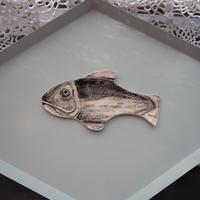 Joey ceramic plate