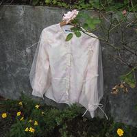 MINJUKIM layered sleeve blouse
